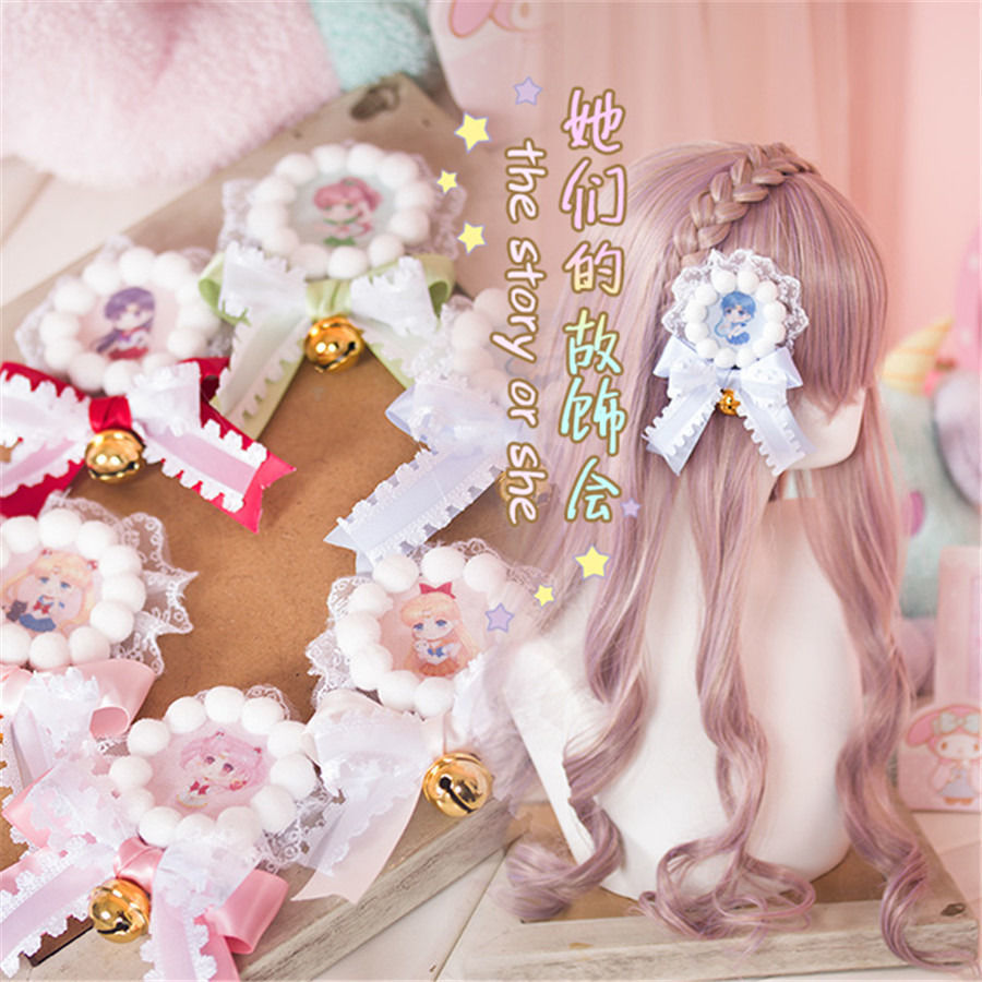Broche sailor moon lolita japon manga anime TV enf 9 Semécourt (57)