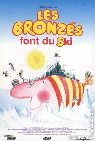 K7 vhs: Les Bronzés font du ski (459) 6 Saint-Quentin (02)