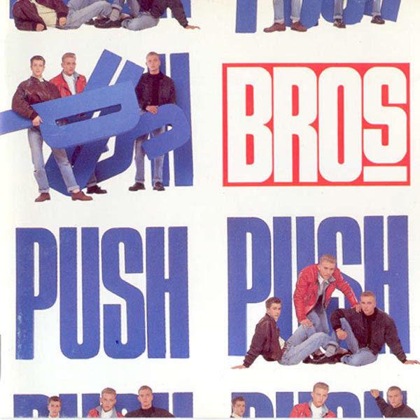 cd Bros ?? Push (etat neuf) 4 Martigues (13)