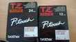 Brother Tape cassette 12mm et 24mm TZ-232