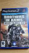 Jeu Ps2 : brothers in arms 2 Sainte-Gemme (81)