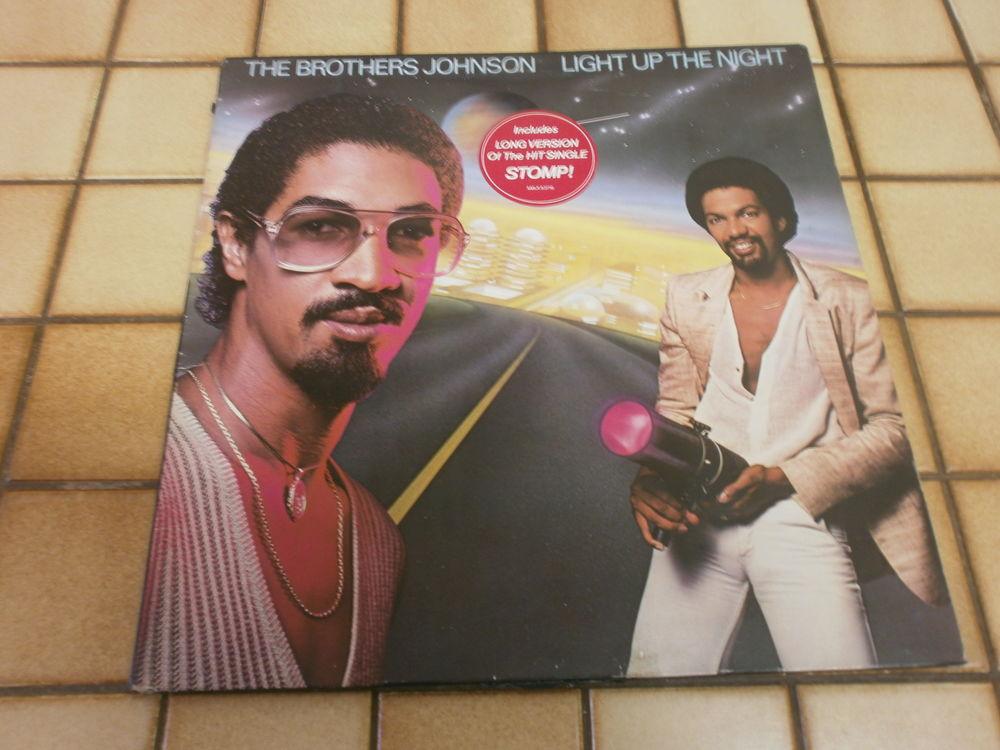 The BROTHERS JOHNSON - Album Vinyle 33 T - PRESSAGE 1980 - 20 Fourmies (59)