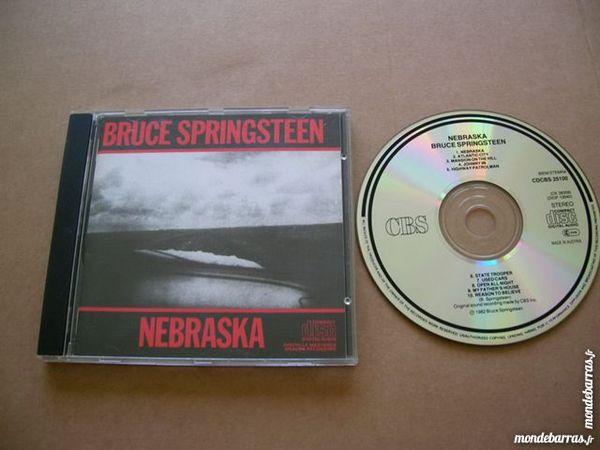CD BRUCE SPRINGSTEEN Nebraska 8 Nantes (44)