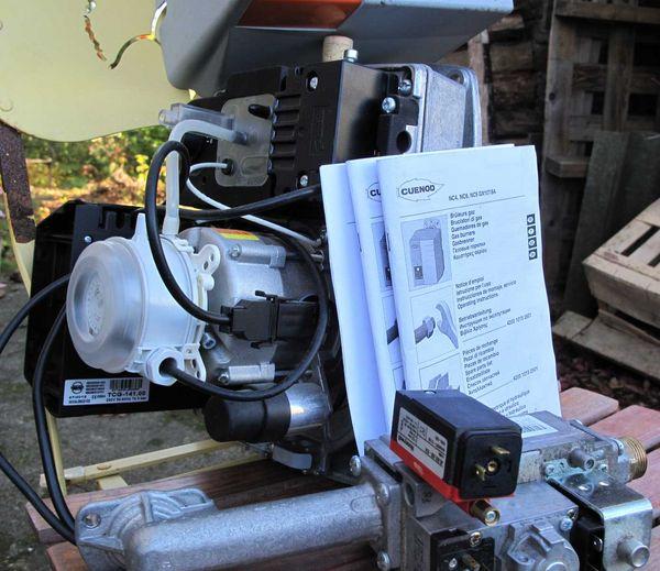 Bruleur gaz Cuenod propane butane  1000 Nouzilly (37)