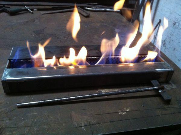brûleur bio éthanol 100 Bernières (76)