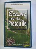 BRUME SUR LA PRESQU'ILE  policier  BRETON BARGAIN 3 Brest (29)