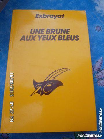 UNE BRUNE AUX YEUX BLEUS 2 Chambly (60)