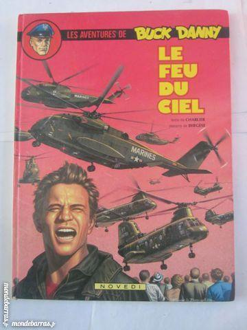 BD E.O. BUCK DANNY N° 43 LE FEU DU CIEL Livres et BD