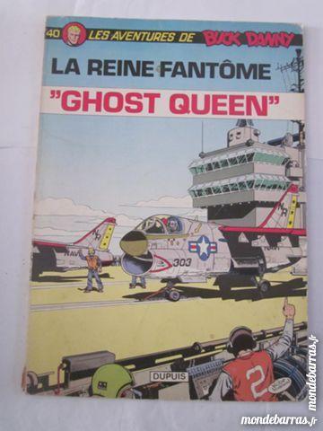 BD E O BUCK DANNY - LA REINE FANTOME 9 Brest (29)