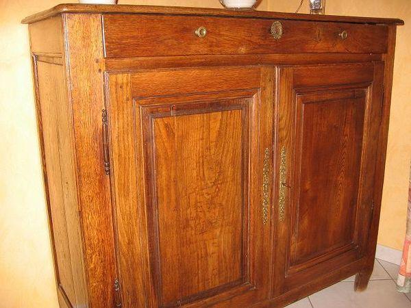 buffe en ch ne occasion la teste de buch 33 annonces achat et vente de buffe en ch ne. Black Bedroom Furniture Sets. Home Design Ideas