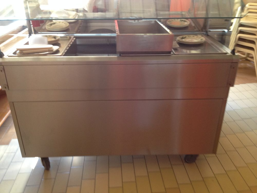 Buffet chaud 5000 Suisse