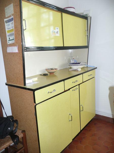 Stunning achetez buffet cuisine occasion annonce vente for Cuisine formica jaune