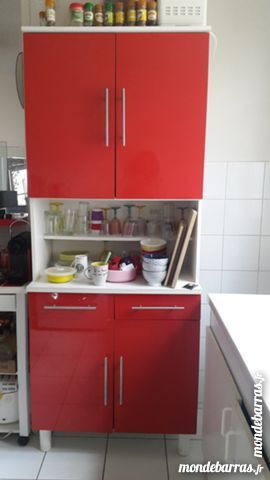 Achetez buffet de cuisine occasion annonce vente paris 75 wb153029460 - Buffet cuisine rouge ...