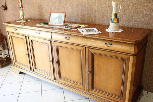 Achetez Buffet En Enfilade Occasion Annonce Vente à Ploeren - Enfilade 4 portes