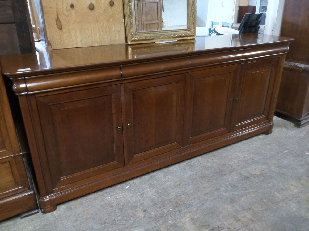 Buffet enfilade style Louis Philippe 290 Toulouse (31)