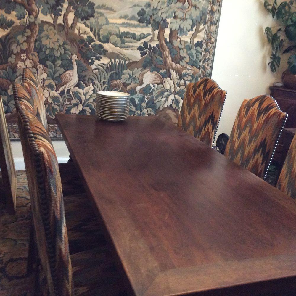 Buffet Henry II et table salle à manger et  chaises 300 Marmande (47)