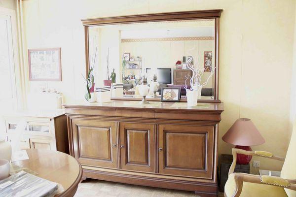 Achetez buffet miroir occasion annonce vente saint for Miroir pour buffet