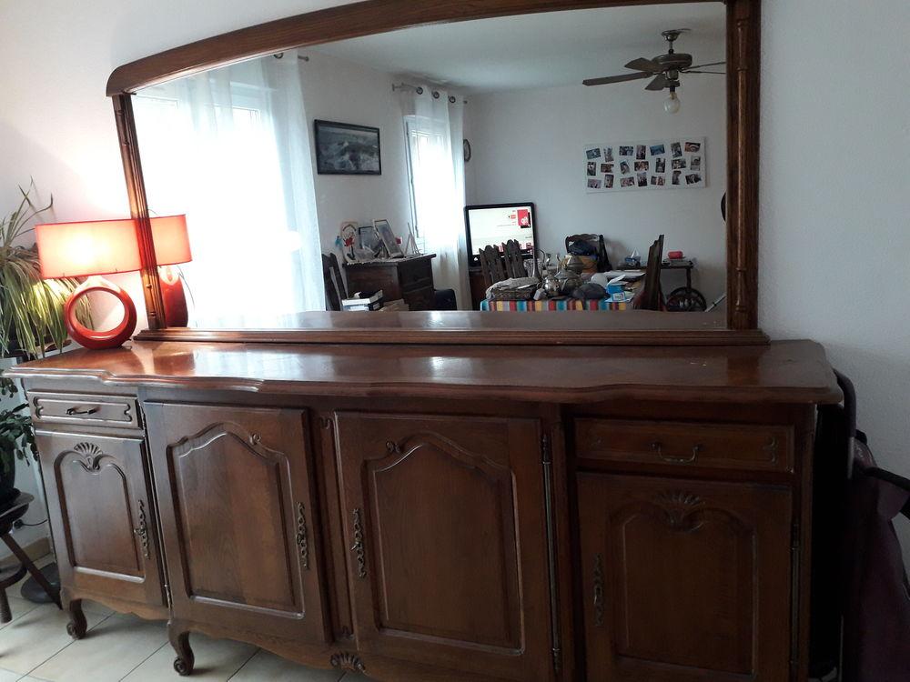 BUFFET MIROIR   TABLE CHAISES  CONFITURIER 330 Saint-Laurent-d'Aigouze (30)