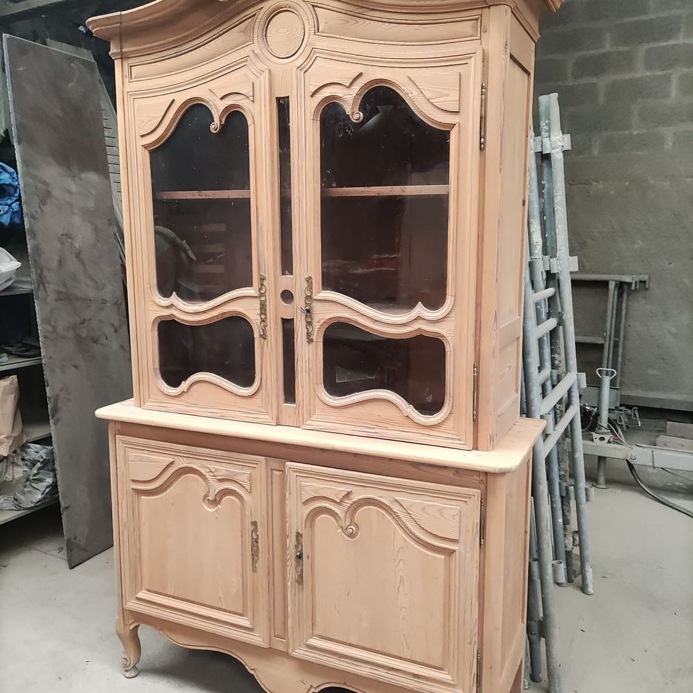 Buffet normand ancien 450 Le Havre (76)