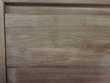 Buffet 3 portes en chêne grisé moderne. Meubles