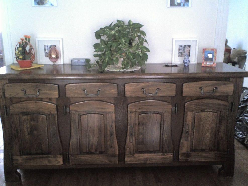 Buffet Rustique 4 portes-4 tiroirs 0 Rueil-Malmaison (92)