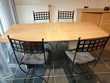 Buffet + table + 4 chaises Meubles
