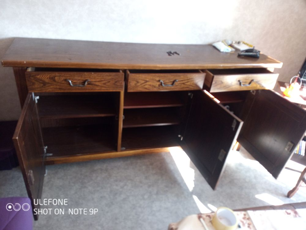 buffet table 4 chaises 50 Argenteuil (95)