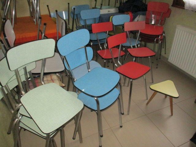 buffet tables chaises et tabourets en formica 25 Lingolsheim (67)