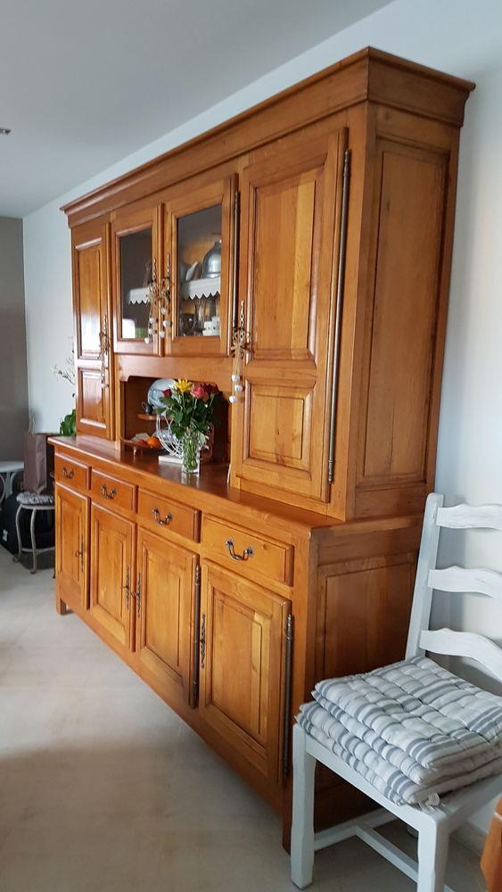Buffet vaisselier chêne massif 8 portes 4 tiroirs 0 Witry-lès-Reims (51)