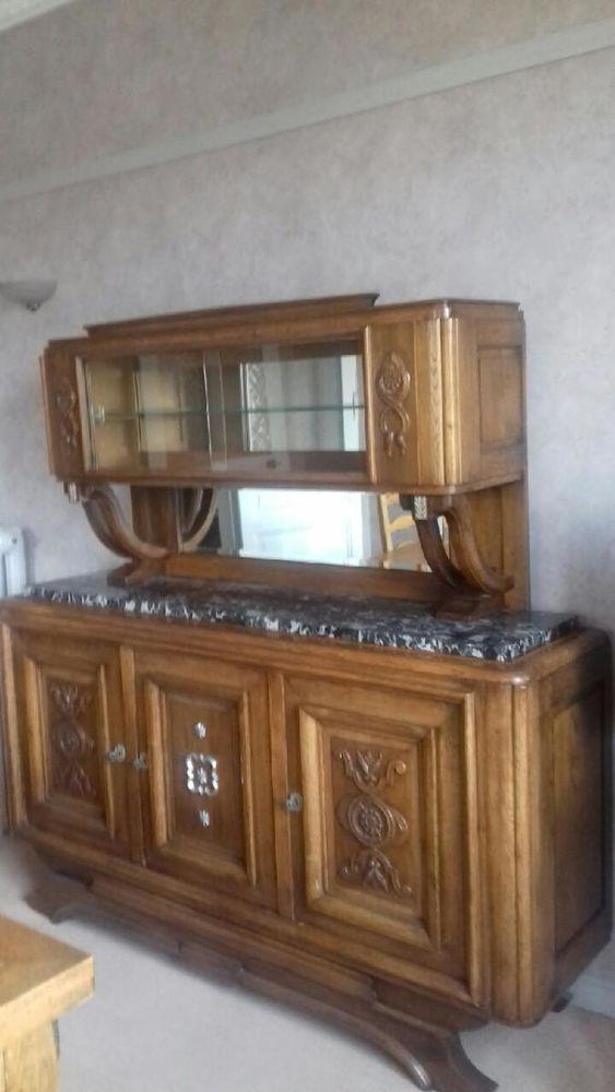 Buffet / vitrine de salle à manger vintage des années 50 120 Reims (51)