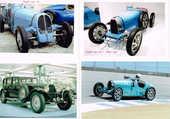 Bugatti ( photos réédition ) 12 Castres (81)