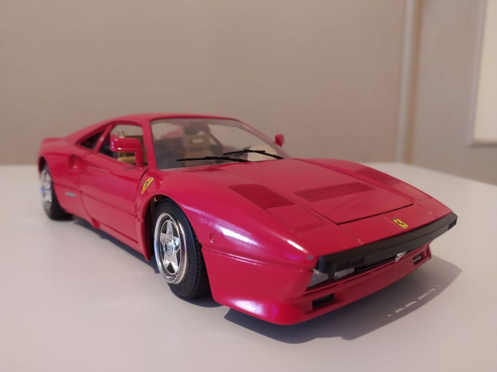 Lot Burago Ferrari 240 Nancy (54)