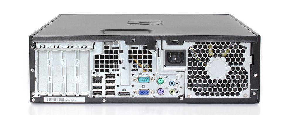 2 PC bureau HP 8000 ecran clavier 260 Versailles (78)