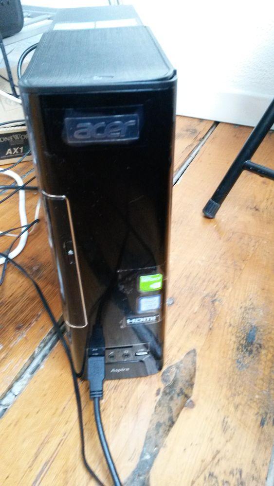 PC DE BUREAU ACER ASPIRE XC 780 Matériel informatique