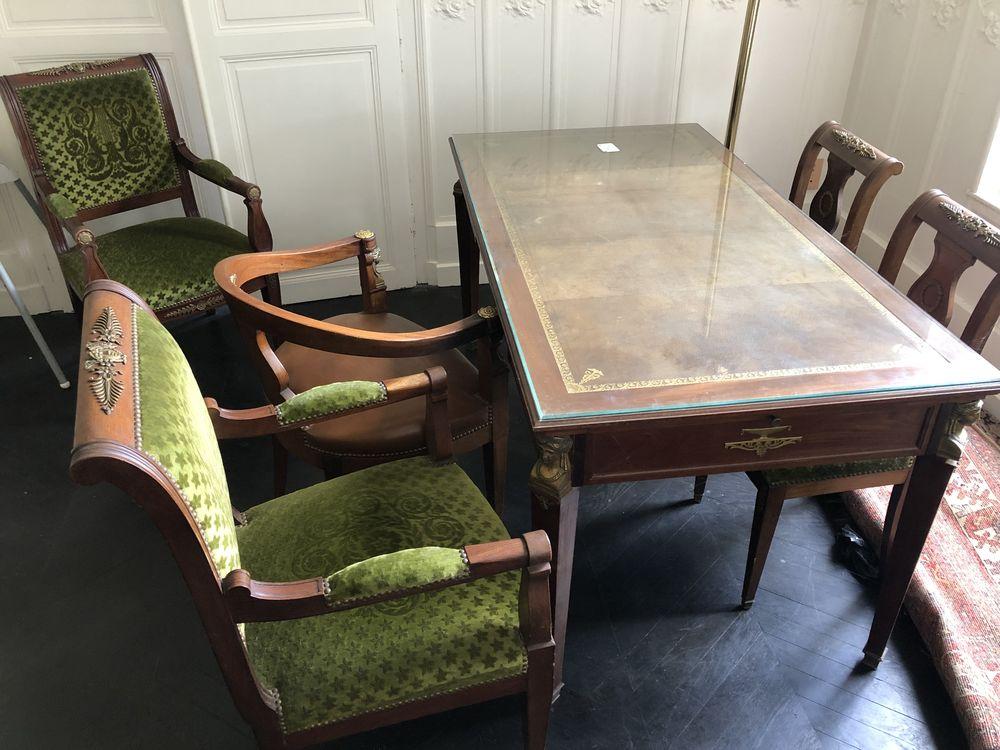Bureau ancien de style empire 6800 Verneuil-sur-Avre (27)
