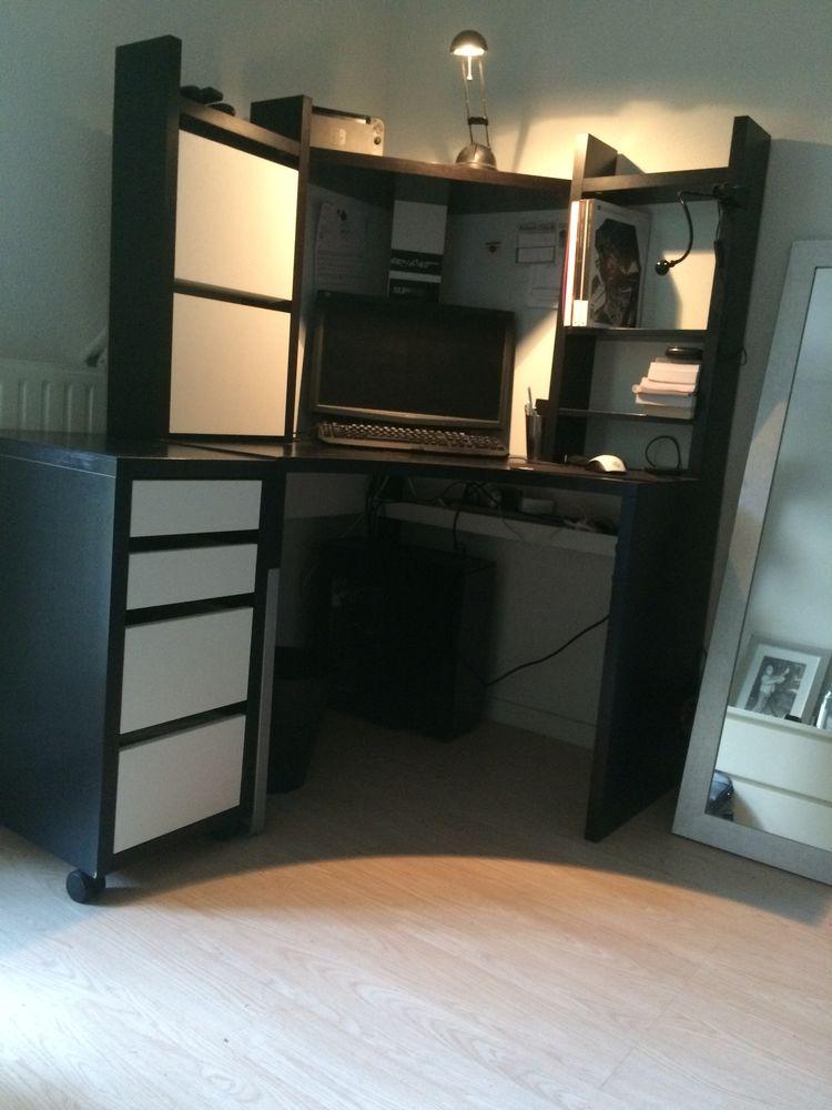Bureau D Angle Ikea Modèle Micke