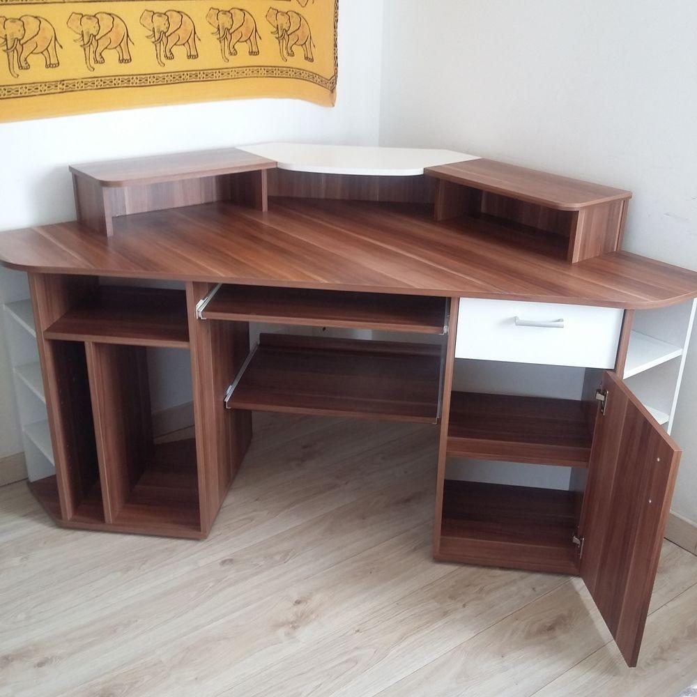 bureaux d 39 angle occasion en bretagne annonces achat et vente de bureaux d 39 angle paruvendu. Black Bedroom Furniture Sets. Home Design Ideas