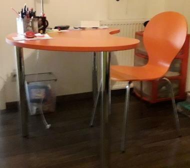 Bureau avec chaise 20 Brécé (35)