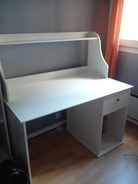 bureau ikea blanc sammlung von design. Black Bedroom Furniture Sets. Home Design Ideas