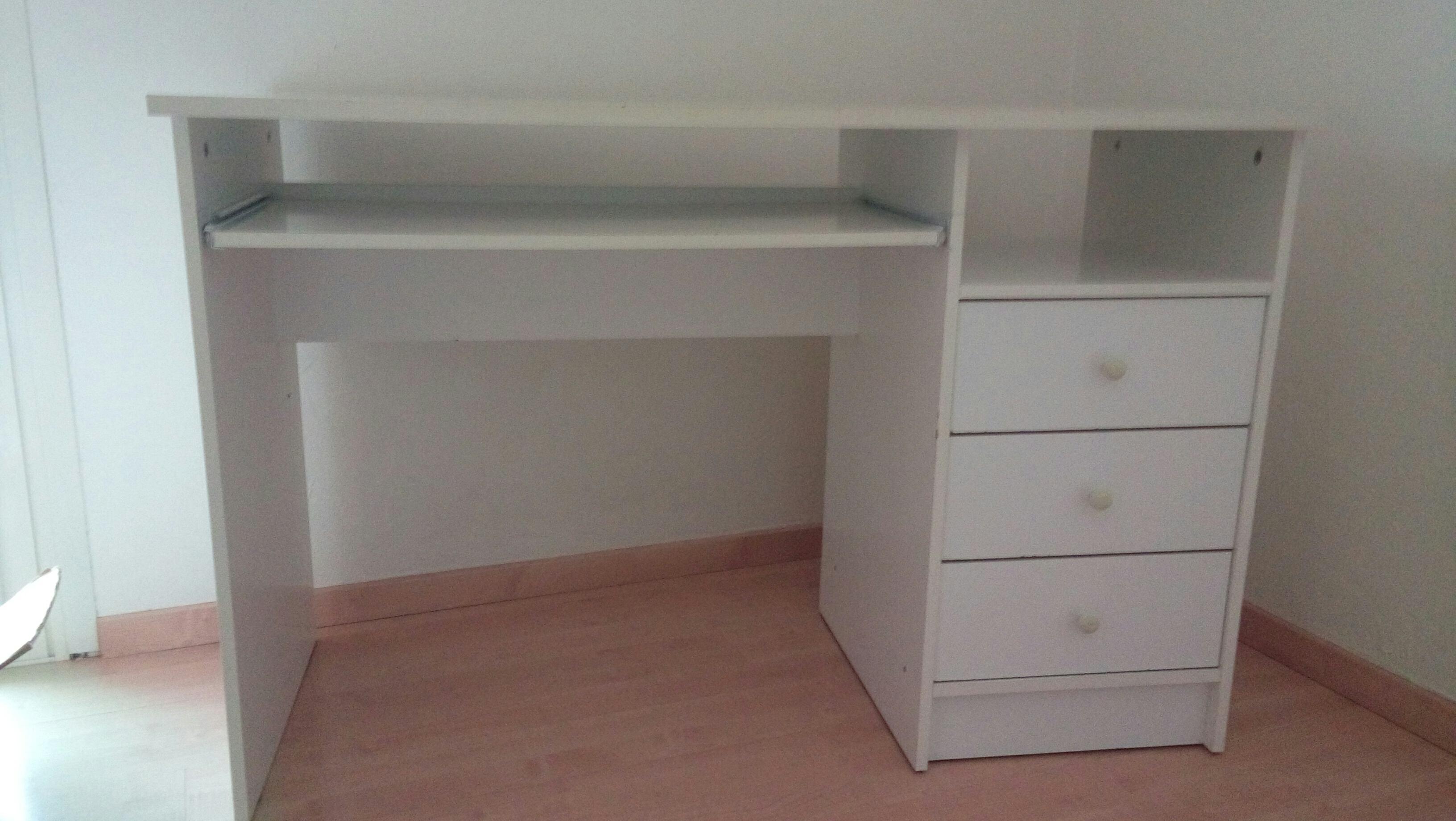 Bureau blanc a vendre: bureaux informatiques bureau en coin a vendre