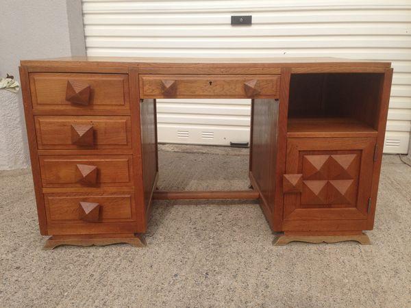 Achetez bureau bois macif occasion annonce vente - Bureau bois occasion ...