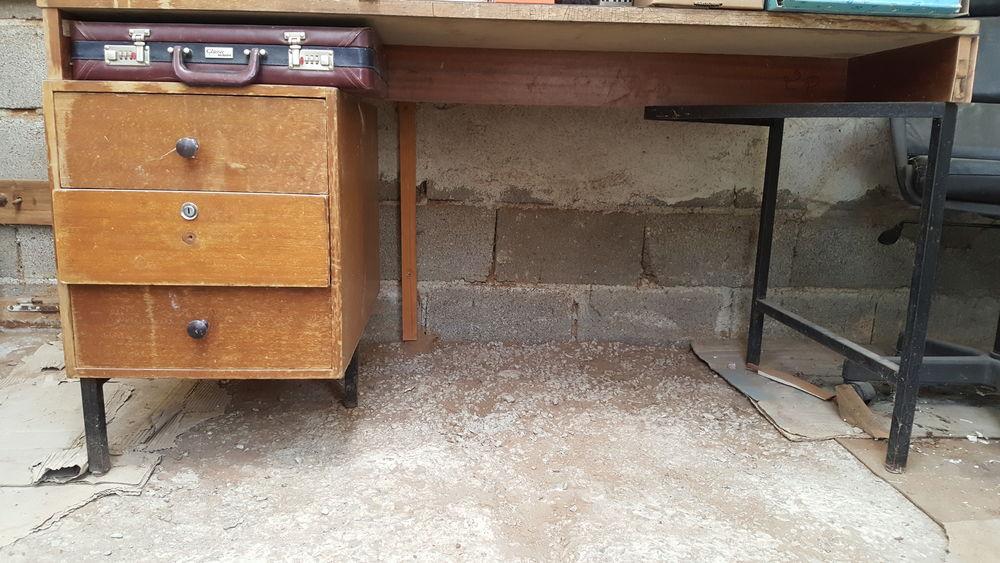 Bureau en bois et métal 0 Condat-sur-Vienne (87)
