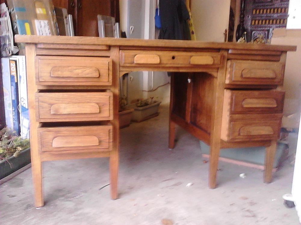 Achetez bureau en bois occasion annonce vente à le perreux sur