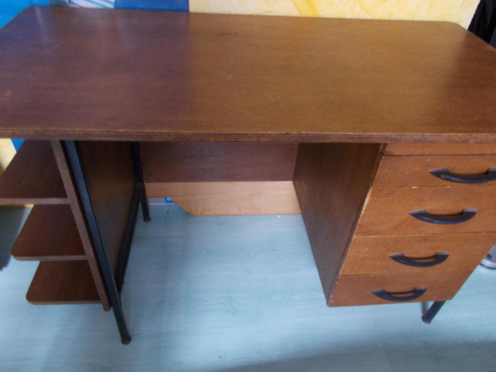 Achetez bureau bois bureau occasion annonce vente - Bureau bois occasion ...