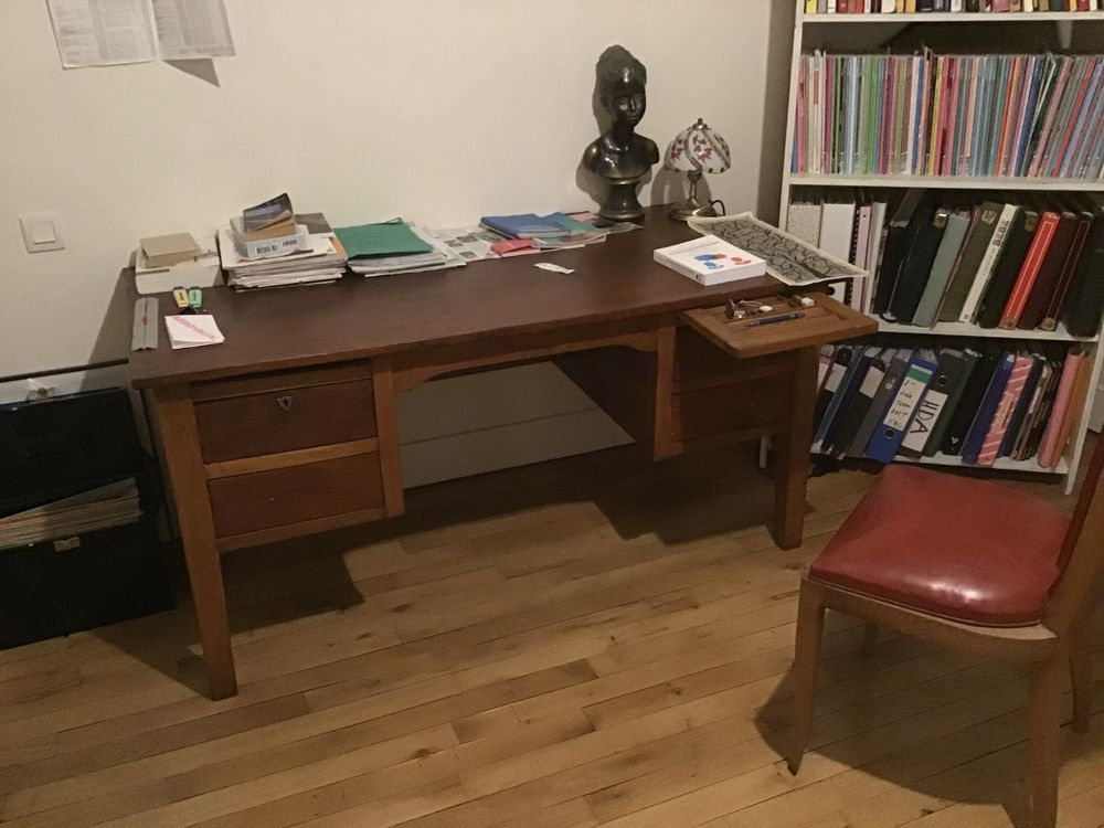 bureau en bois 100 Chambéry (73)