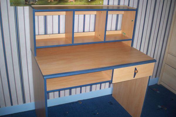 Bureau tiroirs niche college vente de bureau conforama