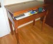 bureau écritoire en noyer Meubles