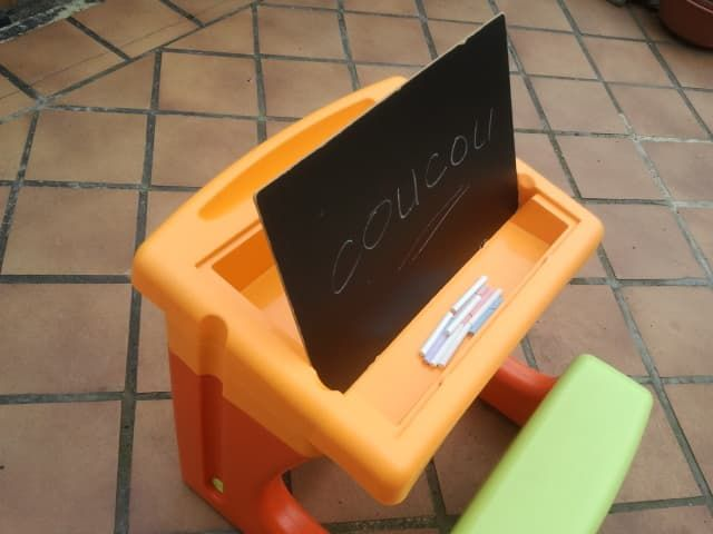 Bureau Enfant Petit Ecolier Smoby 18 La Ferté-Alais (91)