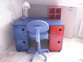 Bureau enfants avec deux grand caissons  50 Châlette-sur-Loing (45)