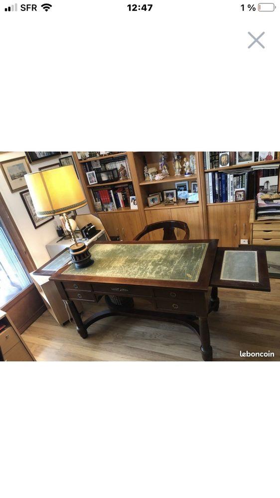 bureau, fauteuil, commode empire 450 Saint-Malo (35)